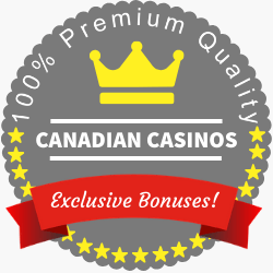 Complete list of the best Canadian Bonus offers can be found at CasinoTurf.com