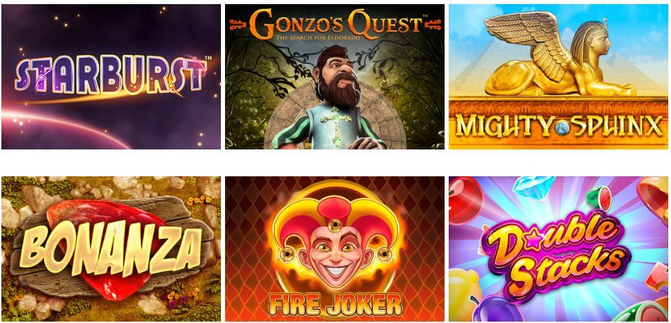 Find your favorite slots at Generation VIP Casino